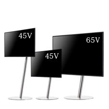 WALL INTERIOR TV STAND anataIRO(自立型テレビスタンド)