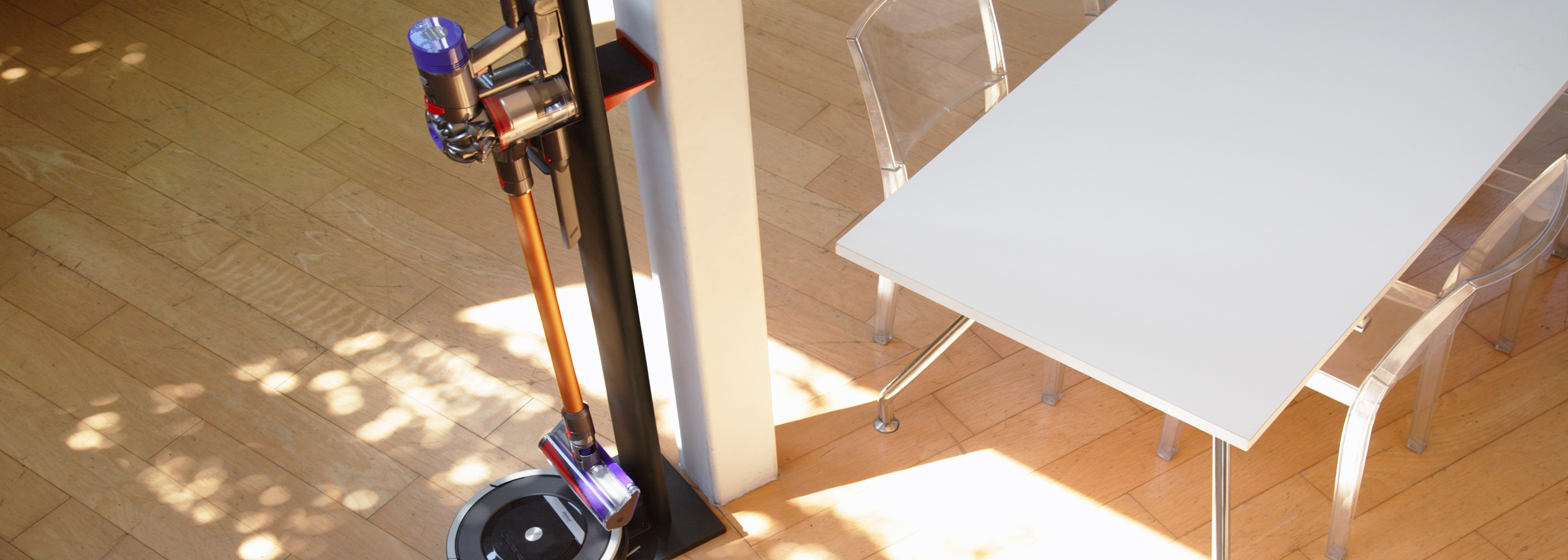 WALL TV CLEANER STAND V3 クリーナースタンドV3 スタイル