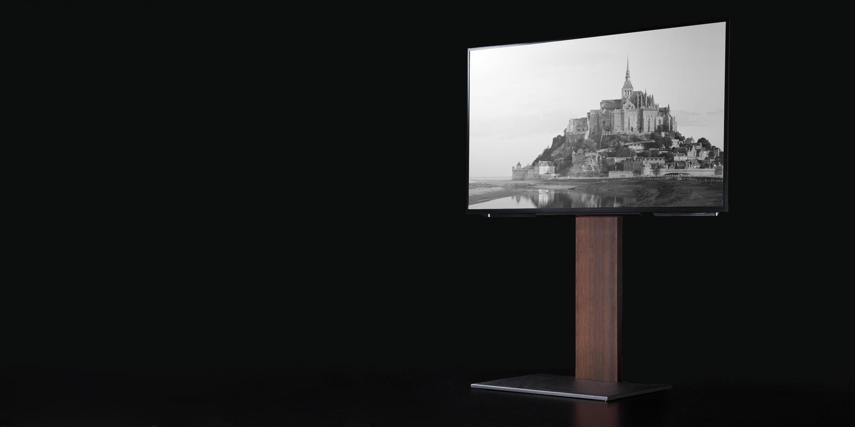 WALL INTERIOR TV STAND V2 壁寄せテレビスタンドV2