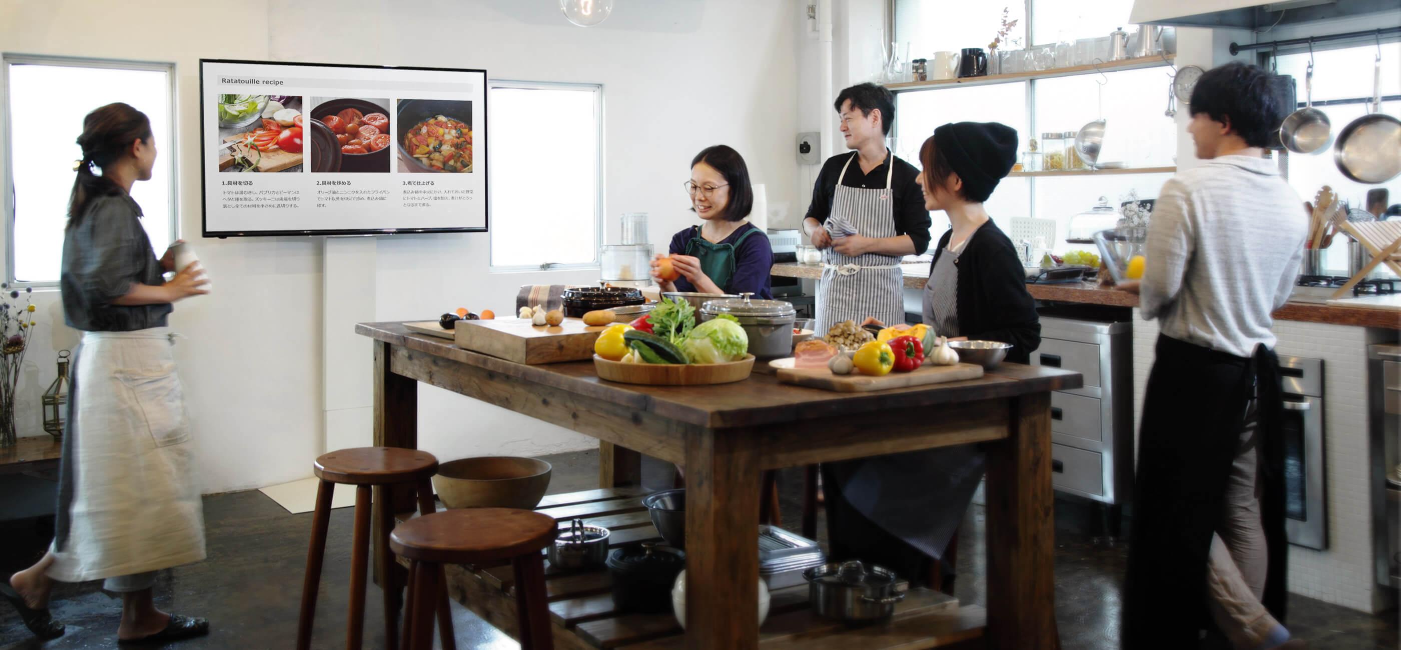 WALL INTERIOR TV STAND V3 壁寄せテレビスタンドV3 スタイル